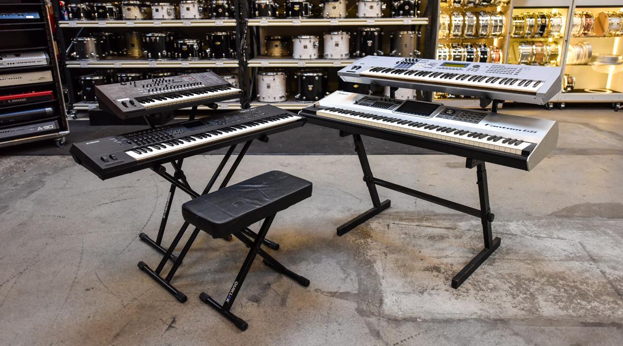 Keyboards – Soundforce